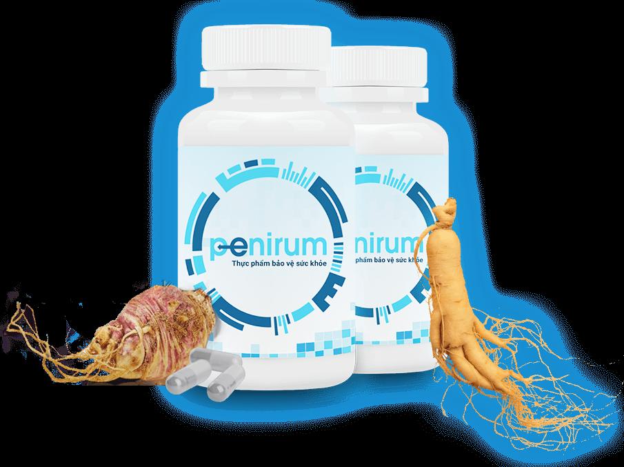 Thuốc Penirum giúp hỗ trợ điều trị tình trạng suy giảm chức năng sinh lý cho phái mạnh