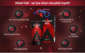 Sự thật về Atlant Gel có tốt không? giá bao nhiêu? mua ở đâu ?