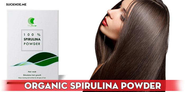 """Mặt nạ mọc tóc Spirulina Powder là """"cứu tinh"""" cho những ai gặp vấn đề về tóc"""