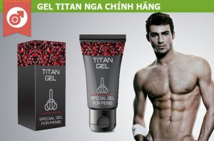 Sự thật về thuốc Gel Titan Nga Chính Hãng có thực sự tốt không? giá bao nhiêu? mua ở đâu?