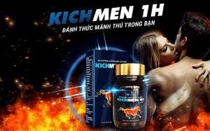 Sự thật về thuốc Kichmen 1h có tốt như quảng cáo không? giá bao nhiêu?