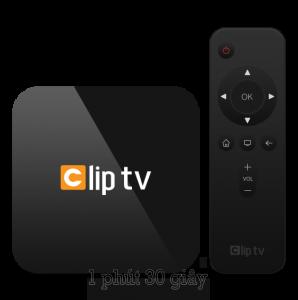 Có nên mua Clip TV Box ? giá bao nhiêu? mua ở đâu uy tín ? danh sách kênh.
