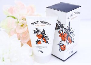 Review kem Goji cream Hendel's Garden của nga có tốt không? giá bao nhiêu? mua ở đâu?