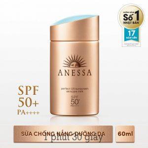 Review kem chống nắng anessa whitening uv sunscreen gel có tốt không?