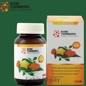 Review Nano Curcumin của Kobi Turmeric có tốt không? giá bao nhiêu? mua ở đâu?
