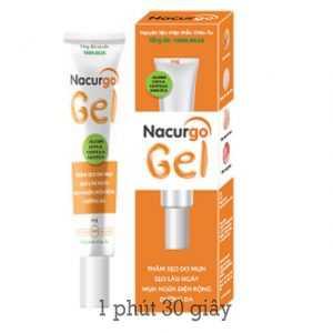 Review nacurgo gel có tốt không? giá bao nhiêu? mua ở đâu?