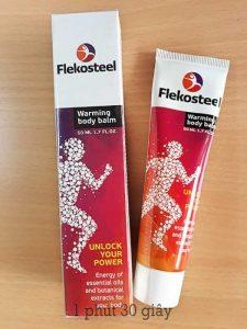 Review kem Flekosteel của Nga có tốt không? giá bao nhiêu? mua ở đâu?