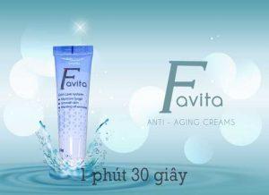 Review kem FAVITA cream có tốt không? giá bao nhiêu? mua ở đâu?
