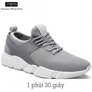 Review giày Zapas có tốt không? giá bao nhiêu? mua ở đâu?