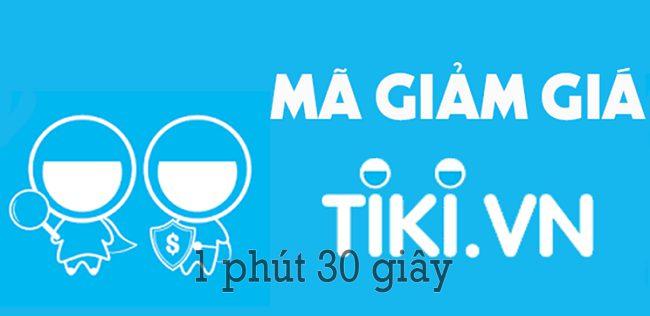 Photo of Mã giảm giá Tiki tháng 05/2020 cho mọi đơn hàng