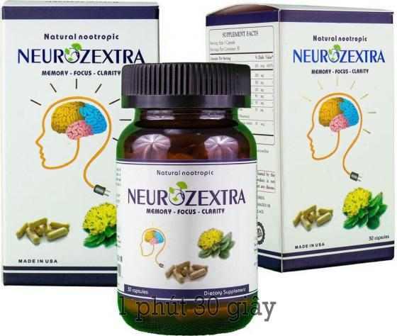 Hình ảnh sản phẩm sản phẩm Neurozextra USA