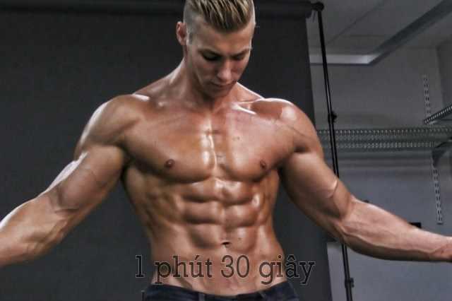 Giúp cho cơ thể của nam giới phát triển về cơ bắp, gia tăng sự tăng trưởng về mô