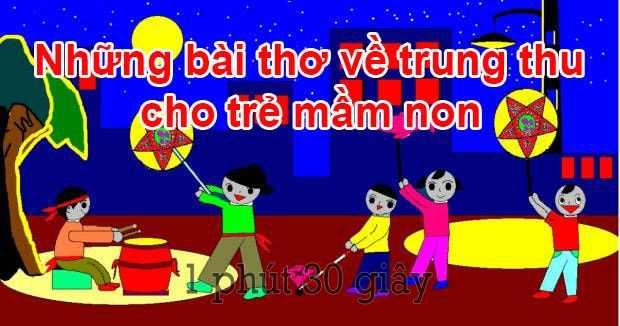 Photo of Tổng hợp các bài hát về trung thu cho trẻ mầm non 2020 (có file MP3 & Lyrics)