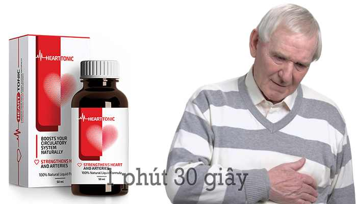 Photo of Review Heart Tonic có tốt không? giá bao nhiêu? mua ở đâu?