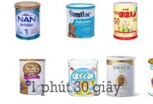Photo of Top 5 loại sữa tốt nhất cho trẻ sơ sinh năm 2021