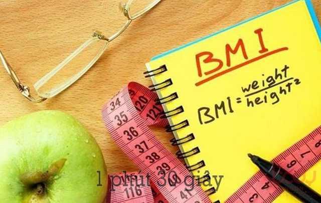 Hoàn toàn có thể duy trì được chỉ số BMI nếu có chế độ ăn uống hợp lý