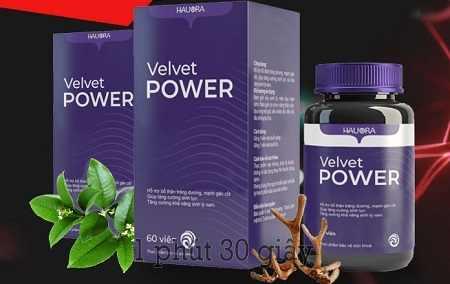Hình ảnh sản phẩm Velvet power