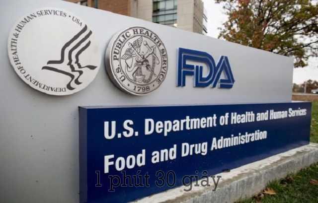 Tiêu chuẩn FDA là một tiêu chuẩn nghiêm ngặt