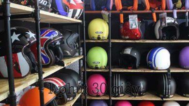 Photo of Top 5 cửa hàng bán mũ bảo hiểm uy tín giá rẻ tốt nhất TPHCM 2021