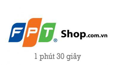 Photo of Mã giảm giá Fptshop tháng 05/2020