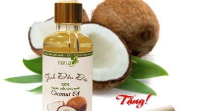 Photo of Review tinh dầu dừa có tốt không? tác dụng gì? giá bao nhiêu? mua ở đâu?