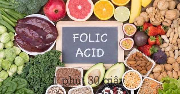 Photo of Axit Folic là gì? Vai trò của Axit Folic với cơ thể