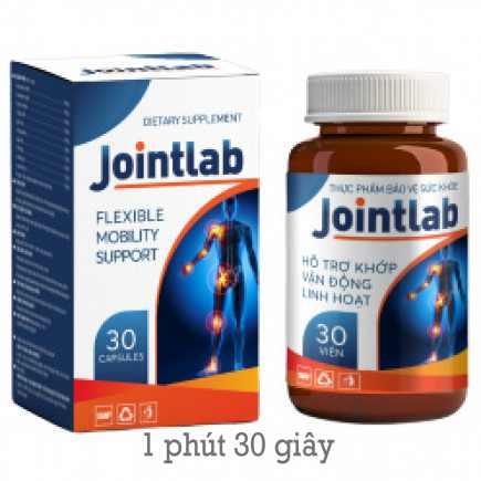 Photo of Review Jointlab có tốt không? Giá bao nhiêu? Mua ở đâu?