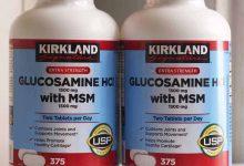 Photo of Glucosamine 1500mg & Chondroitin 1200mgcủa mỹ có tác dụng gì? có tốt không?
